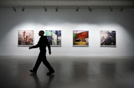 Interview: At Subverted Exhibit, Ivorypress Gallery, Madrid