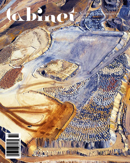 "Cabinet Magazine Publishes ""American Mine"""