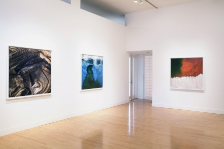 """""""David Maisel: The Mining Project"""" At Haines Gallery"""