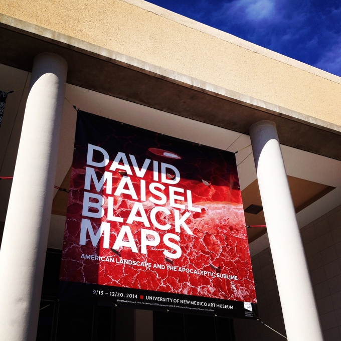 David Maisel Public Lecture At The University Of New Mexico Art Museum