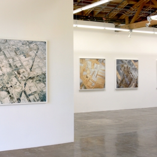 """The Fall"" at Mark Moore Gallery"