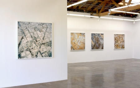 """The Fall"" At Mark Moore Gallery, Los Angeles, CA"