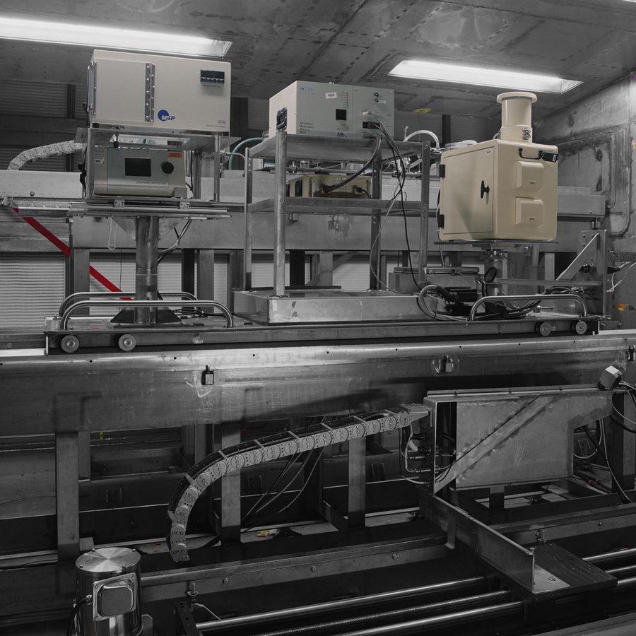 3 Aerosol Dissemination Chamber (5367 06)