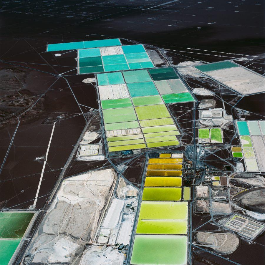 Lithium Extraction 1 Salar De Atacama Chile
