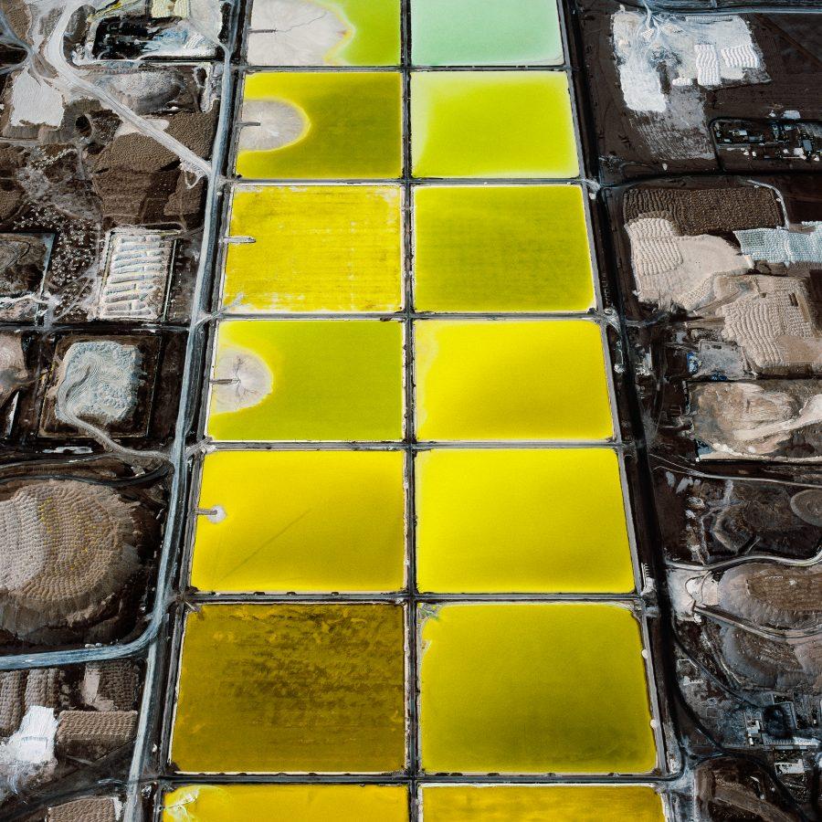 Lithium Extraction 2 Salar De Atacama Chile