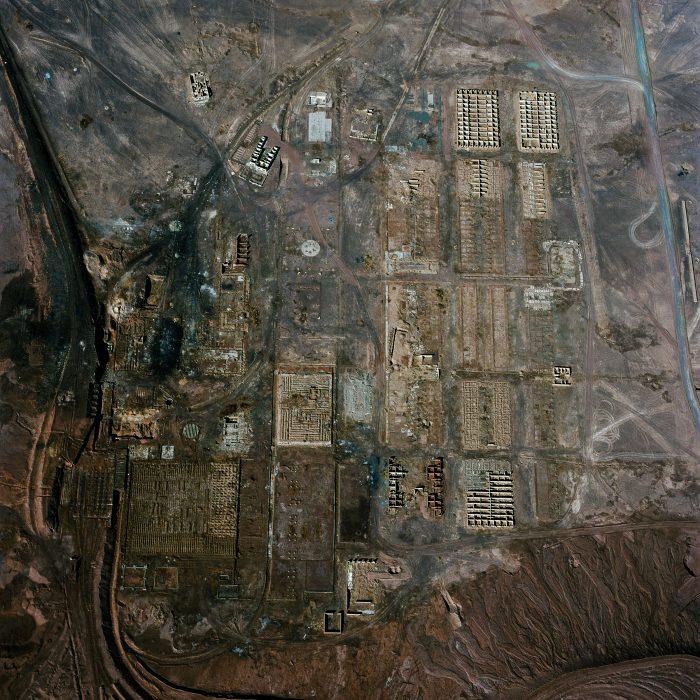 Abandoned Nitrate Mining Town_1_Pedro de Valdiva_Atacama_Chile